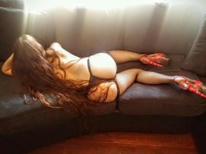 Delfine incall escort in Humble Texas